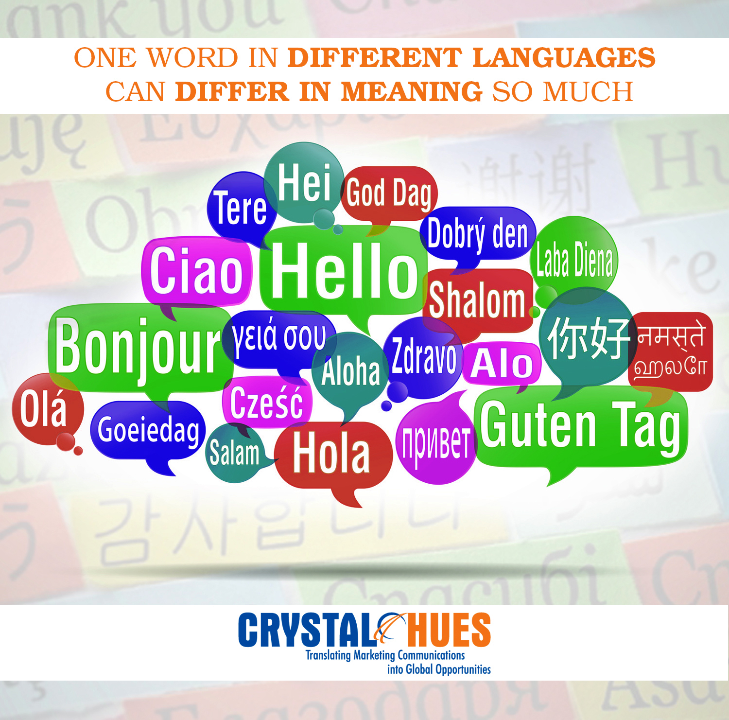 Crystal Hues Limited - Advertising Services, Translation ...