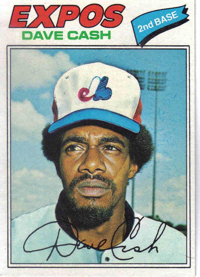 Baseball 1977 1977 Topps Baseball 649 Dave Cash