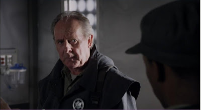 Lawkeeper Clancy Peter MacNeill badge star Defiance pilot mentor screencaps Tommy