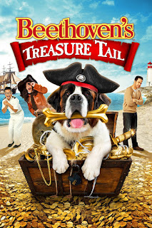 Beethoven s Treasure Tail (2014) บีโธเฟ่น ล่าสมบัติโจรสลัด