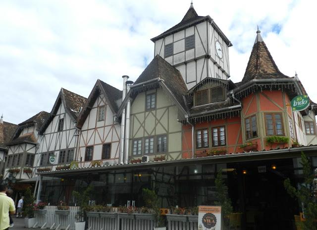 O que ver e fazer em Blumenau - SC? Eventos na Vila Germânica