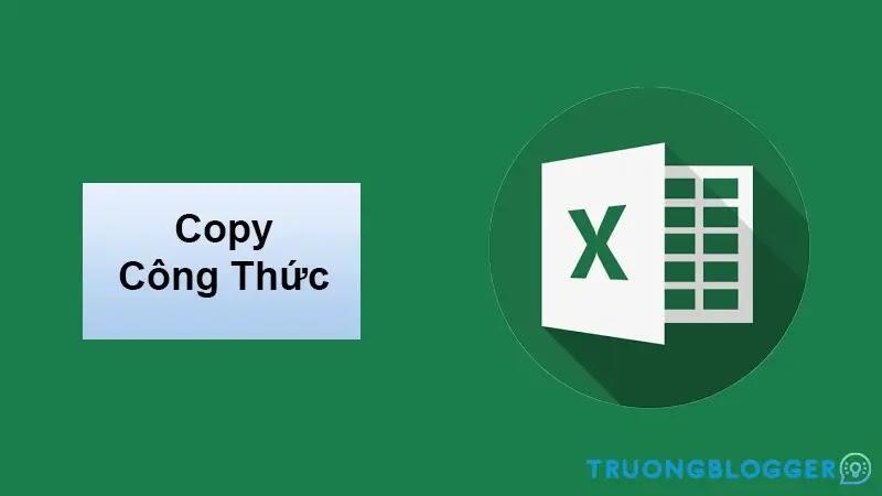 Tự động copy công thức khi thêm dòng mới trong Excel