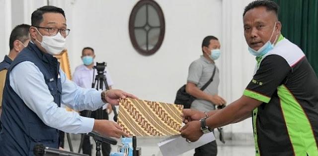 Tampung Aspirasi Buruh Soal Upah, Ini Janji Ridwan Kamil