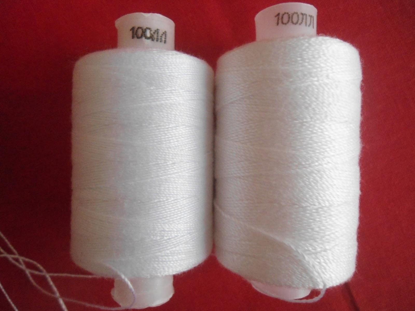какие нитки для филейного вязания