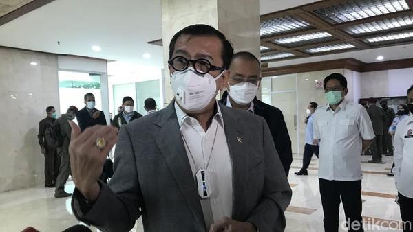 Tommy Soeharto Menang Lagi di Pengadilan,Ini Kata Menkumham Yasonna