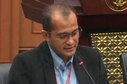 BW 'Telanjangi' Saksi TKN, Ternyata Bukan Spesifik Ahli Pemilu Tapi Soal Pidana