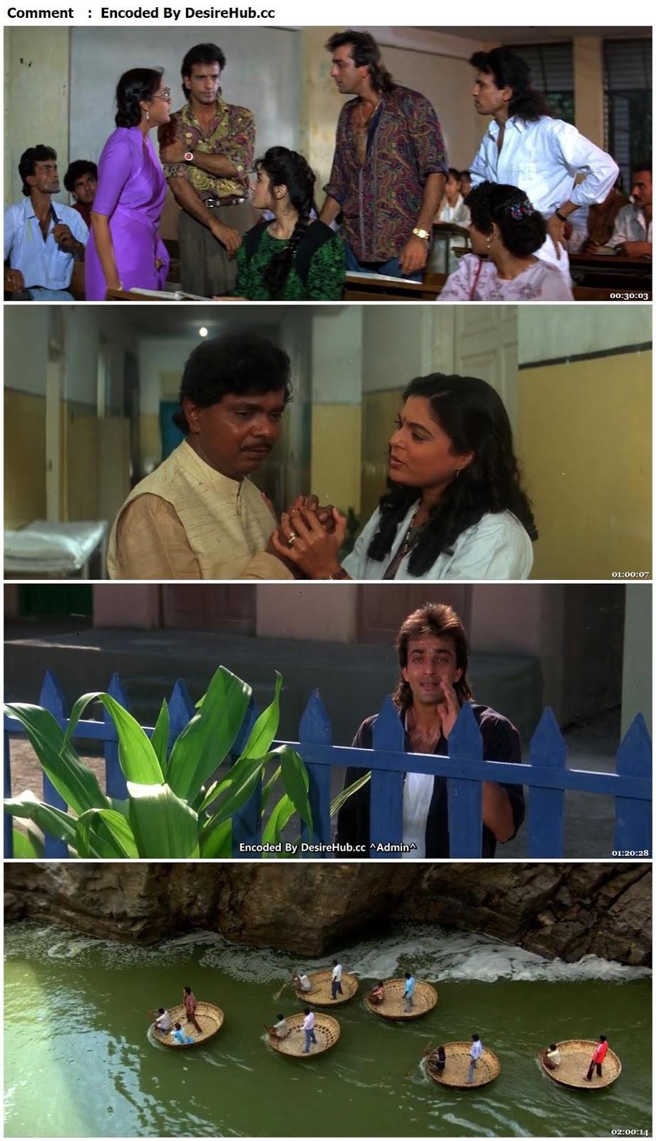 Jeena Marna Tere Sang 1992 Hindi 480p WEBRip ESub 450MB Desirehub