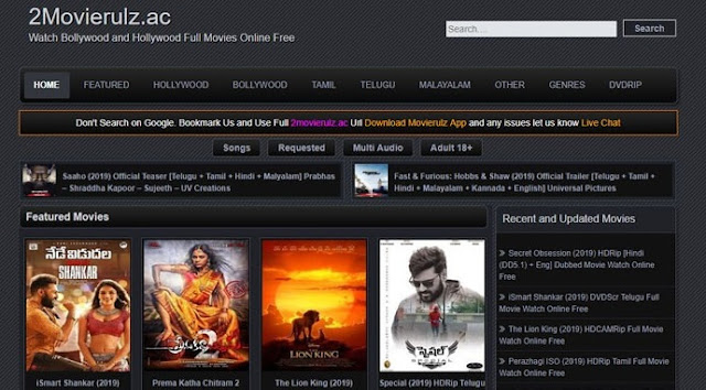 MovieRulz Tamil Movies Download