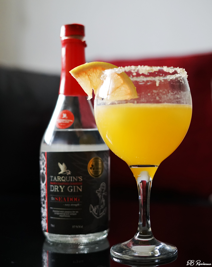 Tarquin's 'The Seadog' Navy Strength Gin   World GIn Day 2017