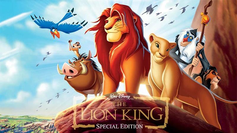 Phim vua sư tử 2019
