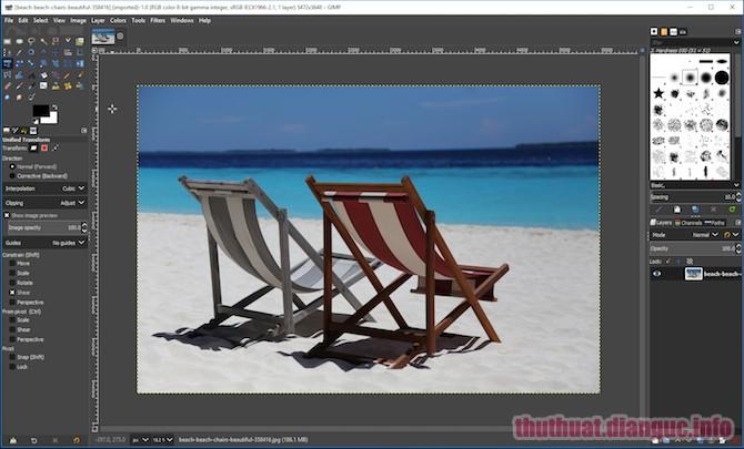 Download GIMP 2.10.12 Full Crack