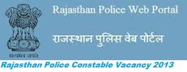 Rajasthan Police Constable Question Paper 2013 Previous Model & Sample Papers PDF