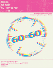 Signs of Our 60 Times 60 II Poster by Angela Ferrara