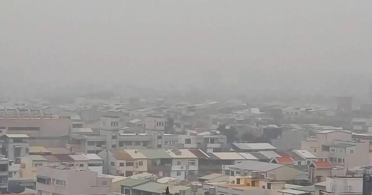 台南連9天空氣品質不佳|幾乎天天都出現紅害等級