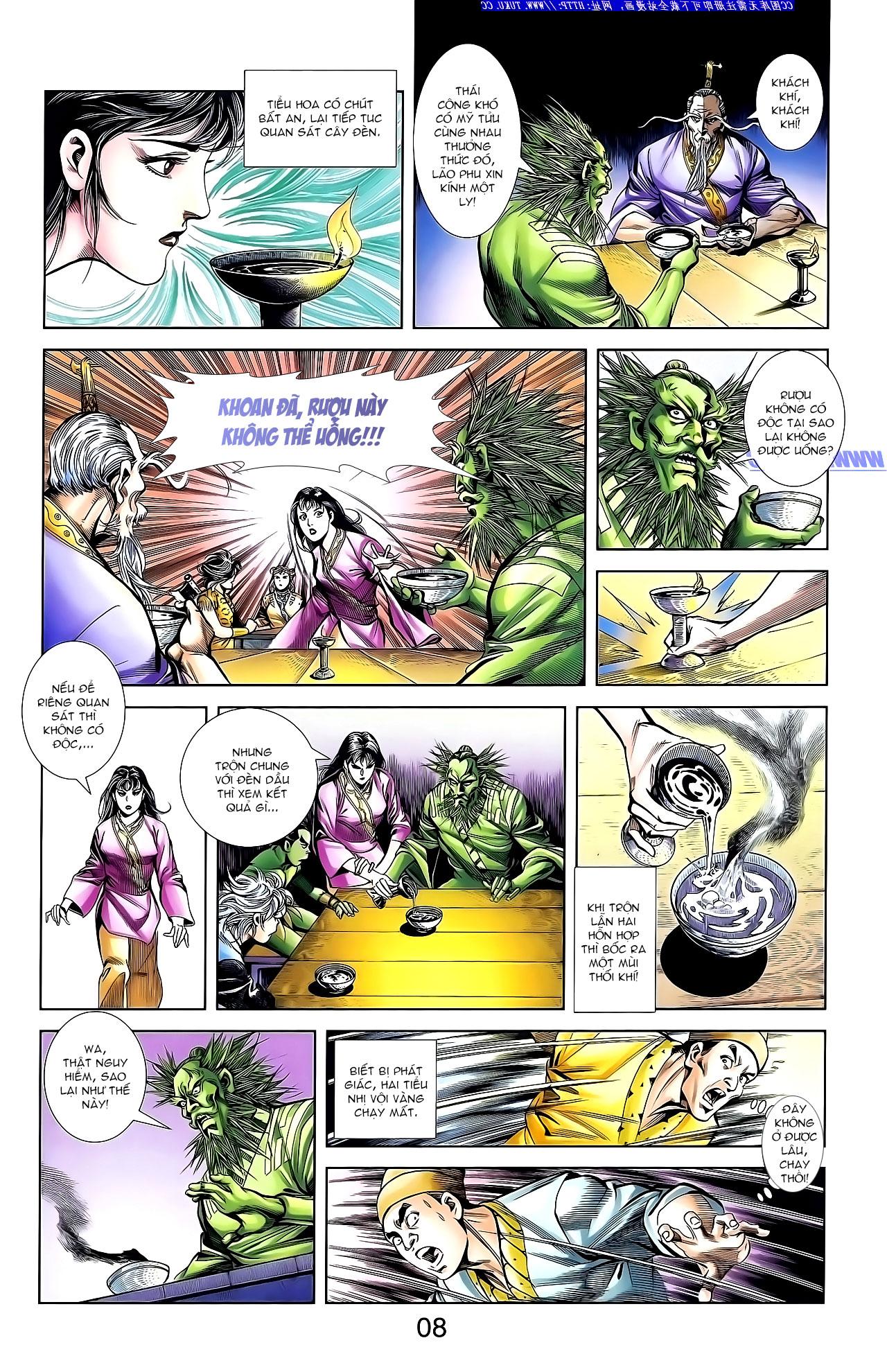 Cơ Phát Khai Chu Bản chapter 141 trang 24