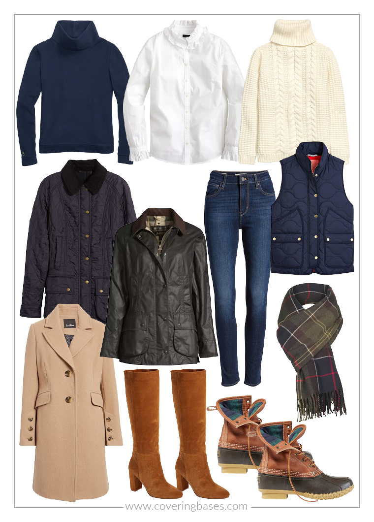 10 Preppy Fall Must Haves