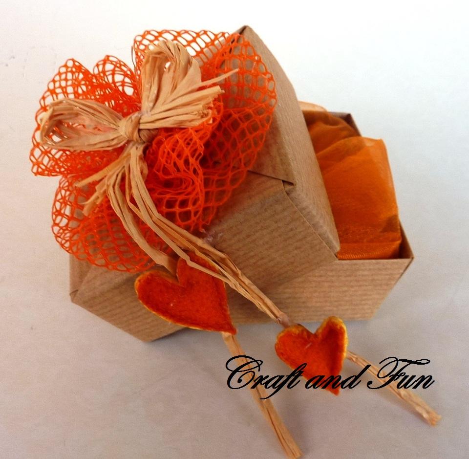 Riciclo creativo craft and fun bomboniere fai da te for Fai da te creativo