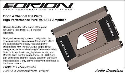 The Orion HP and HCCA Dxxxx series amps - Car Audio ...