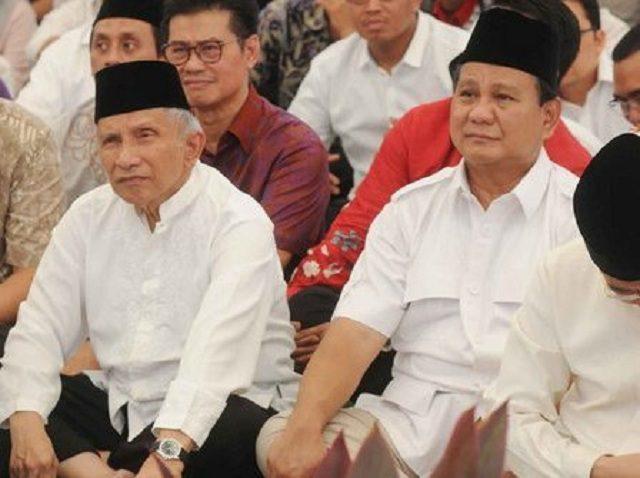 Prabowo dan Amien Rais Diminta Jemput HR di Arab Saudi