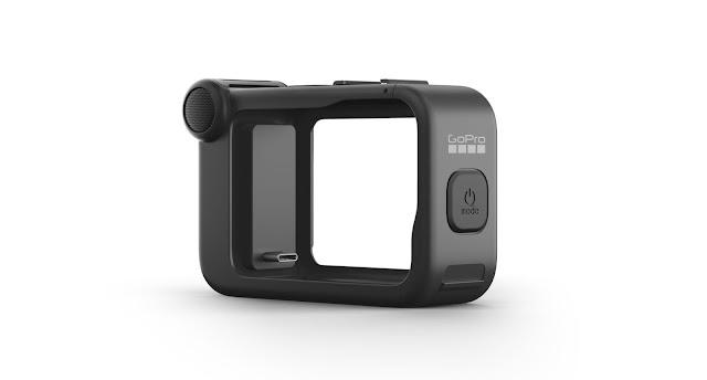 【攝影器材】釋放 GoPro HERO9 Black 運動攝影機完整潛能 - Max Lens Mod 鏡頭組 - Media Mod 讓 GoPro 更稱職地扮演各種攝影角色