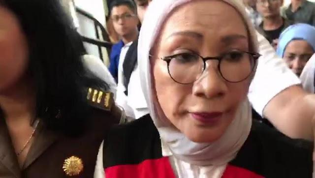 Bebas, Ratna Sarumpaet Komentari Prabowo Jadi Anak Buah Jokowi