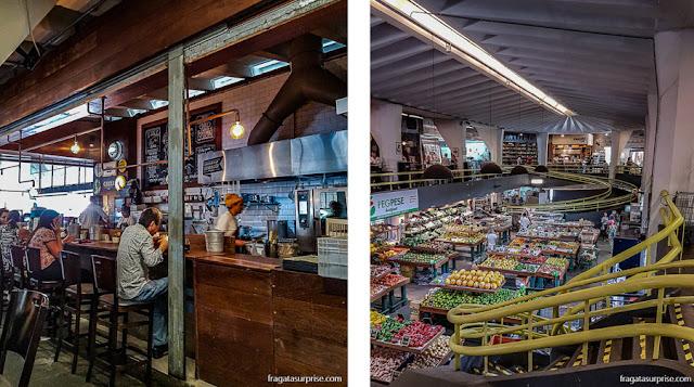 Mercado de Pinheiros, São Paulo