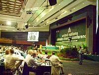 Konferensi Perubahan Iklim PBB tahun 2007.img di Indonesia