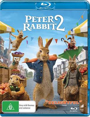Peter Rabbit 2: The Runaway (2021) Dual Audio [Hindi 5.1ch – Eng 5.1ch] 1080p | 720p BluRay ESub 10Bit x265 HEVC 1.3Gb | 550Mb