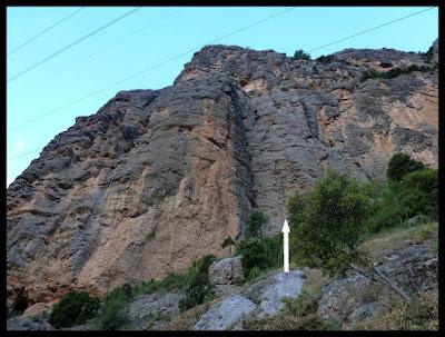 Vía Tanger, Congosto de Collegats, Lleida