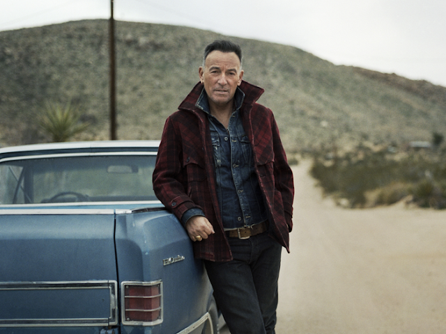 """The Boss"" is back ! ""Western Stars"" is the new album by Bruce Springsteen.Now you can listen to him on American Road Radio !"