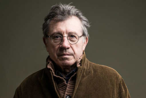 L'écrivain Denis Grozdanovitch - Photo © Jean-François Paga/Grasset