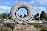Canberra Public Art | Keizo Ushio