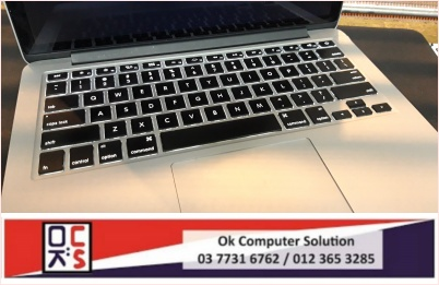 [SOLVED] NO DISPLAY MACBOOK PRO A1502 | REPAIR MACBOOK DAMANSARA 3