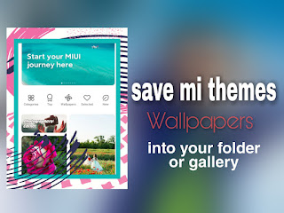 mi themes wallpapers download