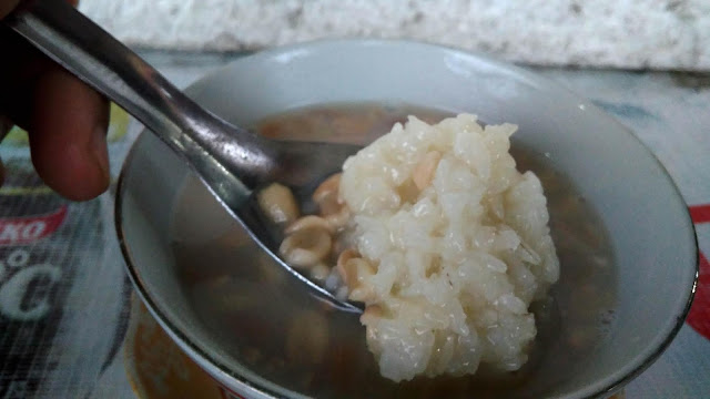 Wedang Kacang Kebon Magelang