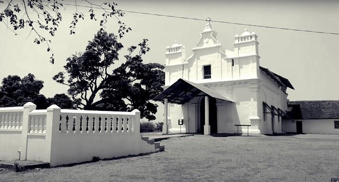 The Last Supper - Three King's Church, Goa