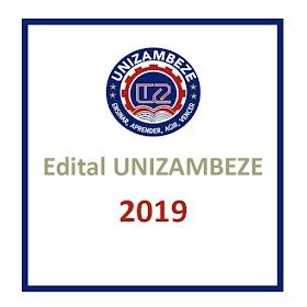 Edital UNIZAMBEZE 2019