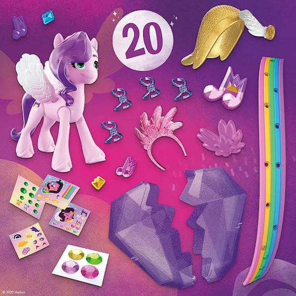 Pipp Petals Crystal Adventure Set My Little Pony G5 Merchandise