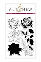 Bold Blossom Stamp Set