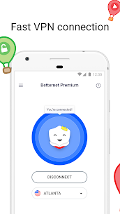 Betternet VPN Premium v5.2.1 Latest APK