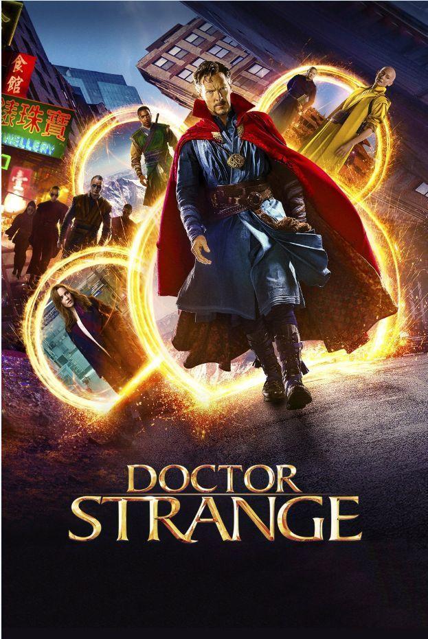 doctor strange hindi movie download 480p