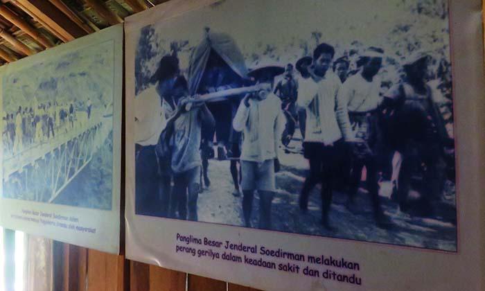 Foto Perjuangan Jenderal Sudirman