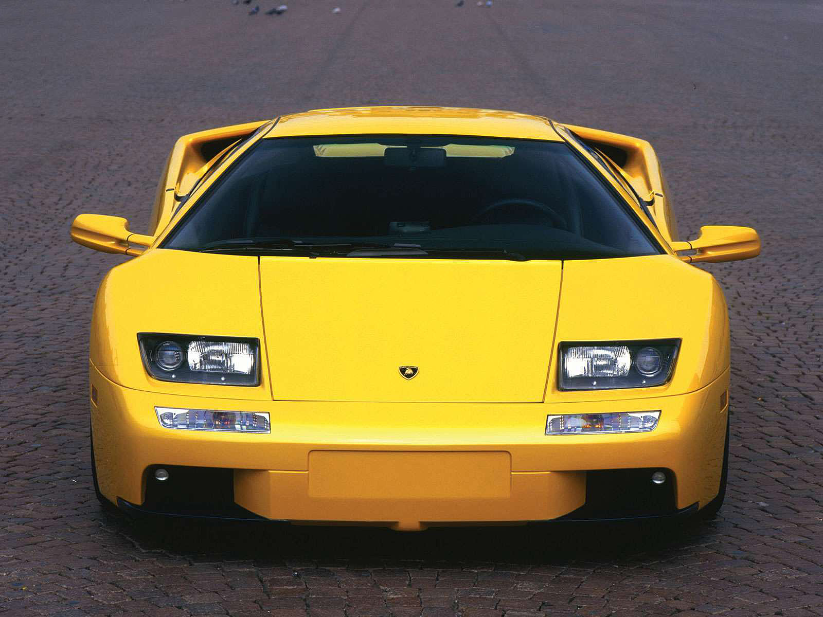 2001 Lamborghini Diablo 6 0 VT accident lawyers info