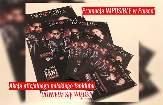 "Promocja ""Imposible"" w Polsce rusza!"