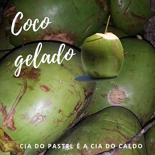 Coco gelado