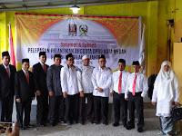 Hari ini Anggota DPRD Medan PKS Dilantik, Kasman Lubis : Jangan sampai kecintaan dunia dan jabatan mengalahkan segalanya