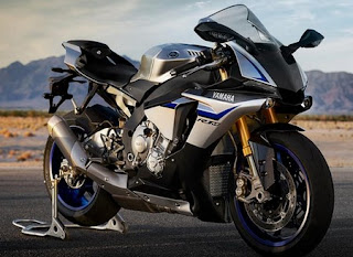 All New Yamaha R1M