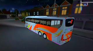 Mod Bussid Bus JB2 HD Tronton Ceper