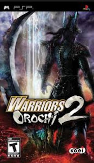game psp warrior of orrochi