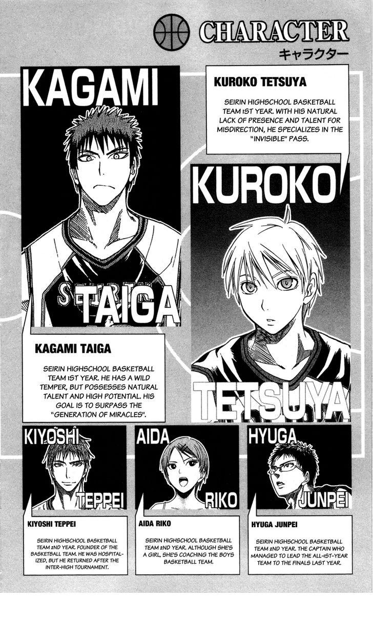 Kuroko No Basket chap 163 trang 2